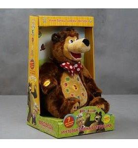 Мишка Первые знания. Маша и Медведь