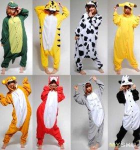 Прокат костюмов Животных