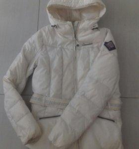 Женская горнолыжная зимняя куртка