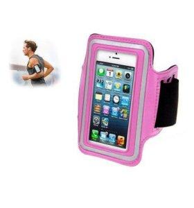 Спортивный чехол iPhone 5/5s/SE (неопрен)