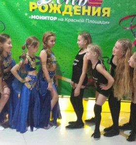 Танцы для всех до 14 лет