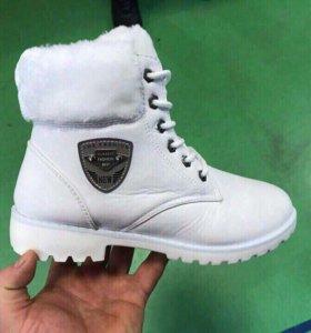 Зимним ботинки
