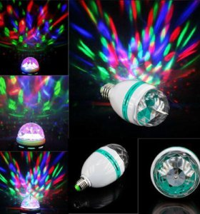 Лампа дискотека
