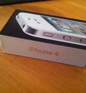 Продам коробку для iPhone 4