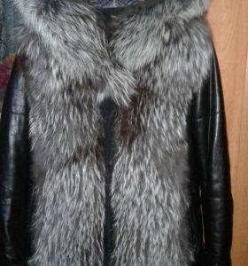 ⚠Кожаная куртка женская⚠