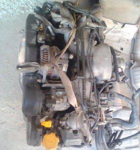 Двигатель ej25 в разбор