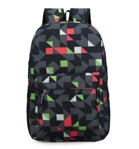 Рюкзак серый (и другие). Новый
