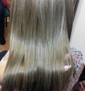 Нанопластика на волосы челябинск