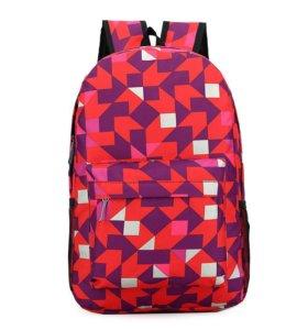 Рюкзак красный. Новый
