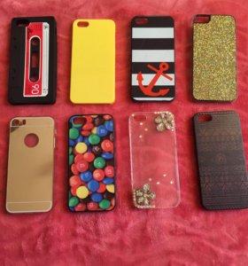 Чехлы на айфон5s