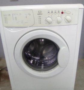 Стиральая машина indezit 7000 тр торг на 5 кг