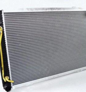 Радиатор охлаждения Hyundai Tucson, Kia Sportage