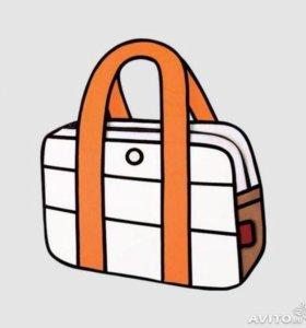 2д сумка