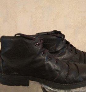 Мужские Ботинки зимние rieker