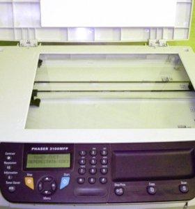 Мфу Xerox Phaser 3100 MFP/S