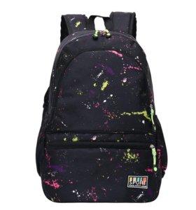 Рюкзак (черный). Новый