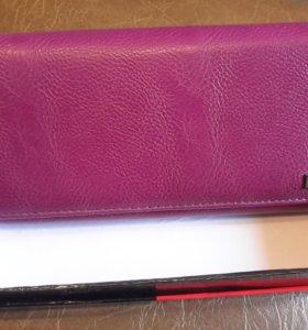 Новый кошелёк, в коробке.