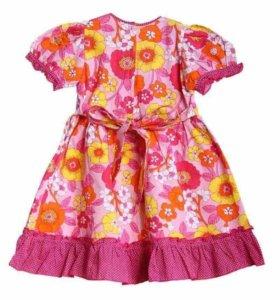 Размер 98 Новое платье