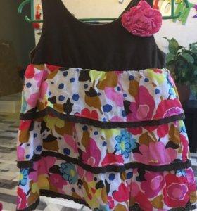 Платье нарядное на 1 год
