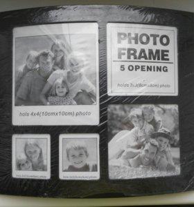 Рамки под фото в ассортименте.