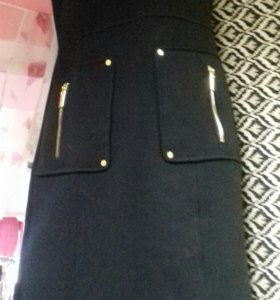 Платье драп