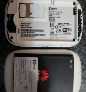 3G Wi-Fi роутер 424D