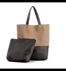 сумка и косметичка