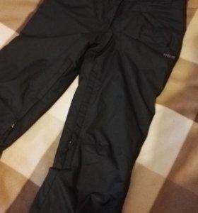 Женские мембранные брюки. Xs.