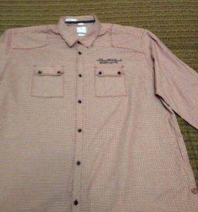 Продам новую рубашку фирменную оригинал хлопок