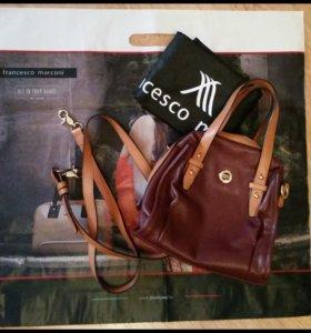Новая сумка FRANCESCO MARCONI