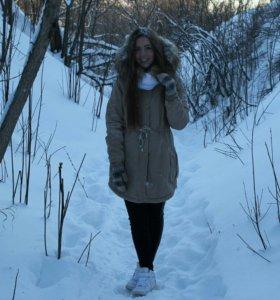 Парка зимняя.