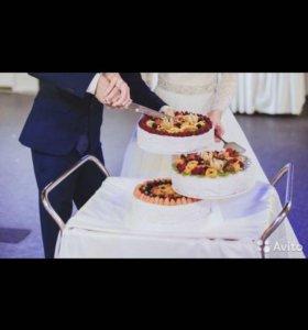 Подставки под торт и капкейки