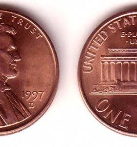 Американские центы