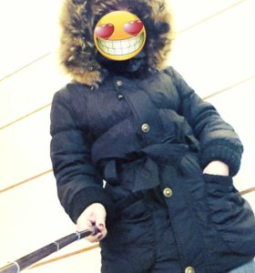 Пуховик на зиму