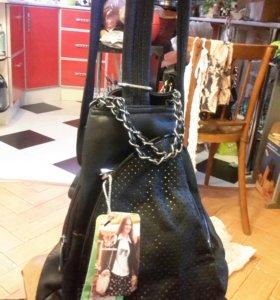 Новая сумка.