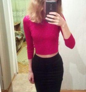 Новая прямая юбка