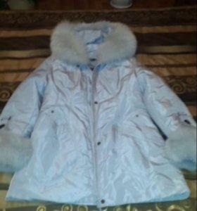 Куртка женская зимняя новая
