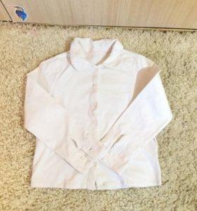 Белая хб рубашка