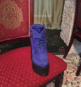 """ litta boots"" зимняя обувь"