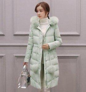 Новое пальто-куртка ДЕМИСЕЗОННАЯ