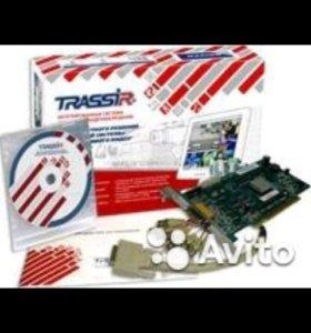 Trassir DV-M 16 Плата видеозахвата
