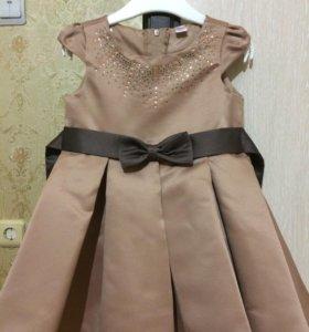 Платье на девочку 1,5 - 2 года