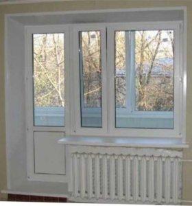 Окна пвх лоджии балконы
