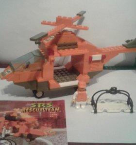 Конструктор вертолет.