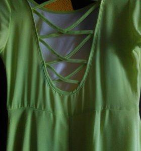 Платье новое(на подкладке)