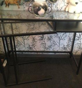 Стол и подставка (новые)