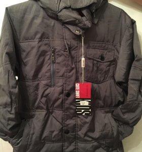 Куртка новая на мальчика