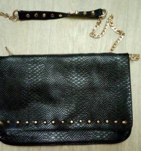 Новый клатч- сумка