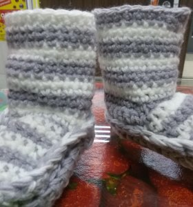 Пинетки носочки на заказ