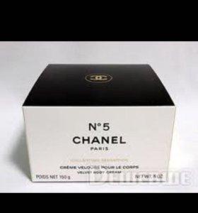 Крем для тела Chanel 5